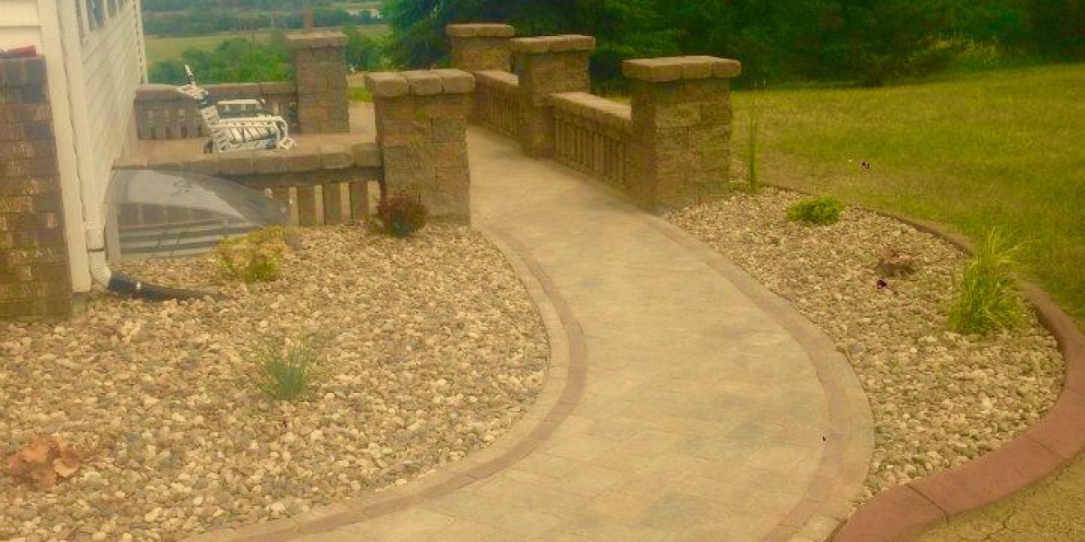 Mastel Patio, Walkway and Rock Features