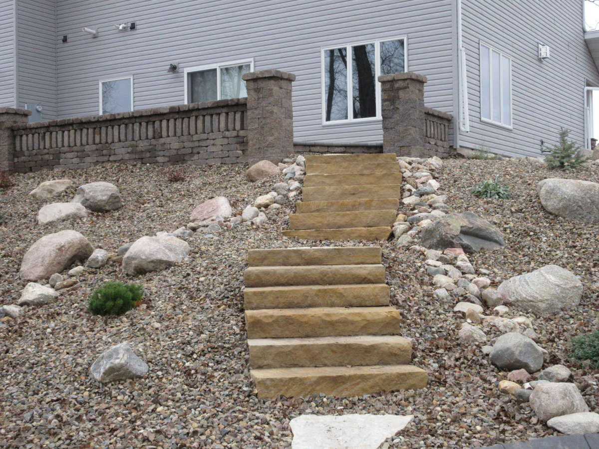 Project on a Hill…