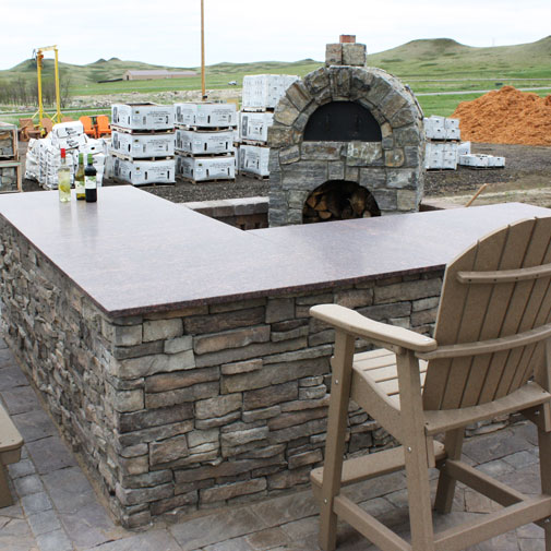 Coldspring… Pizza Oven… Outdoor Living