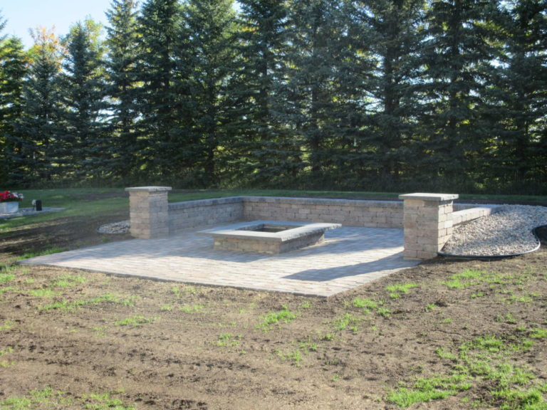 Patio and Thin Stone