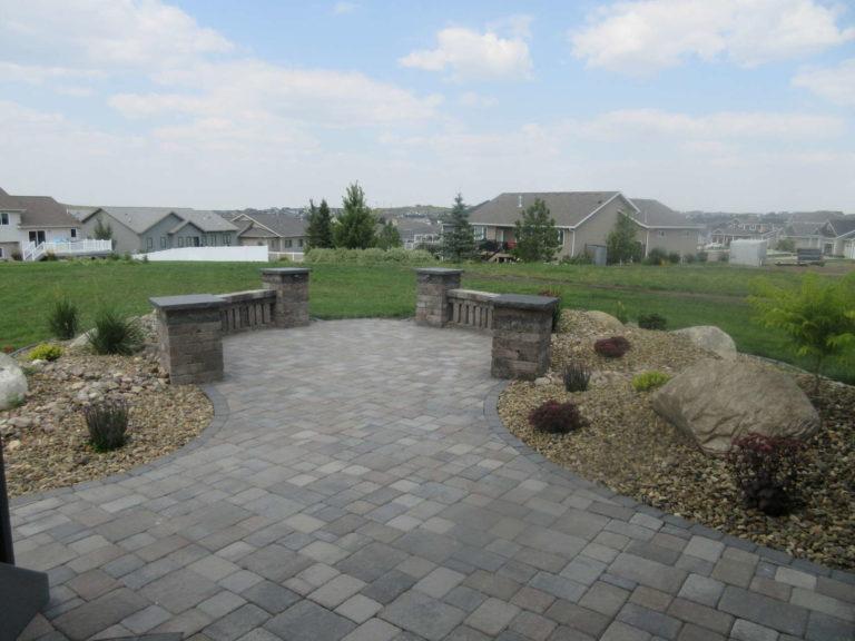 New Yard/ Multi-Use Patio