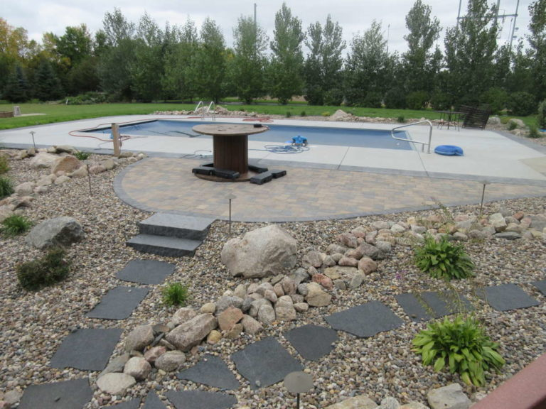 Multi Use Pool Deck
